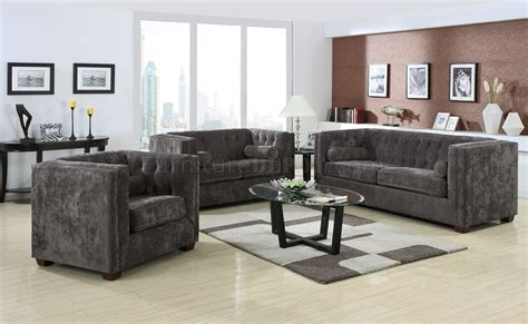 alexis couch alexis sofa in charcoal fabric 504491 by coaster w options