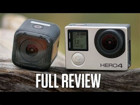Gopro 4 Review gopro 4 session review small but what about the