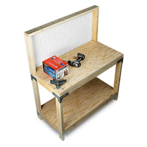 bench hardware kit wbsk workbench and shelving hardware kit diy done right