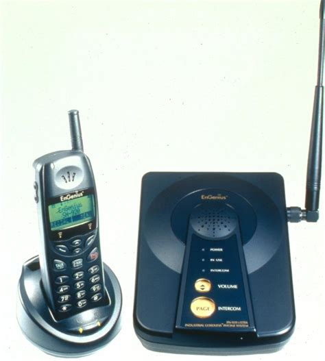 rugged cordless phone a cordless phone system for rugged environments