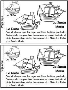 carabelas de cristobal colon para armar mapas de los cuatro viajes de cristobal colon 1st pd