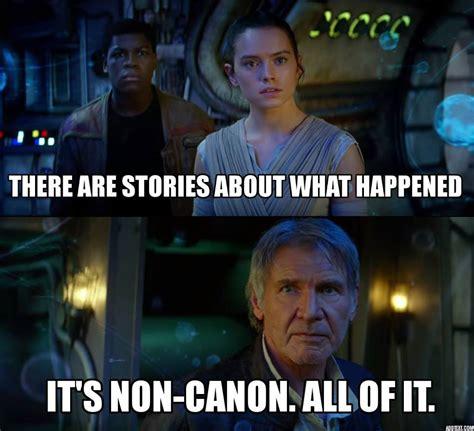 Han Solo Meme - jcc zomg discussing star wars in the jcc tlj spoilers