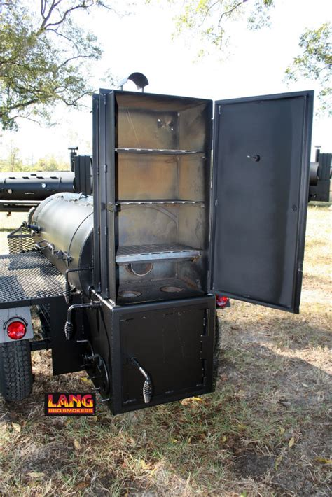 Lang 60 Patio by 60 Quot Deluxe Smoker Cooker