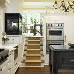 Split Level Kitchen Designs Split Level Kitchen And Breakfast Nook Area Sublime