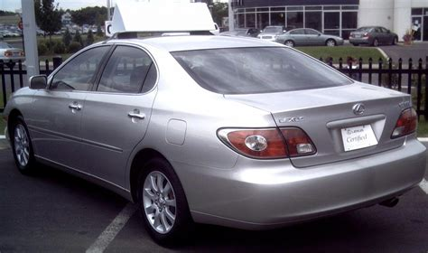 lexus es 2003 2003 lexus es 300 information and photos zombiedrive