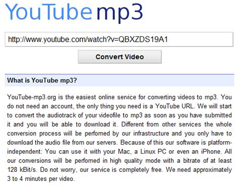 youtube to mp3 online converter without java andreas grech s blog bulk converting from youtube mp3 org