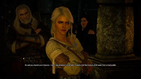 witcher 3 ragdoll witcher 3 best geralt and ciri moment funnycat tv