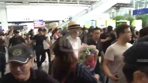 so ji sub hong kong so ji sub hong kong airport 2014 08 05 youtube