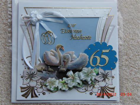 Eiserne Hochzeit by Hochzeitskarte Zur Eisernen Hochzeit Karten Karten