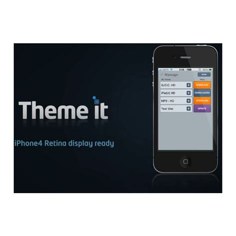 themes for iphone apps theme it iphone app get all your iphone themes in one place