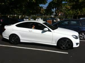 new car mercedes c250 coupe 187 dmb