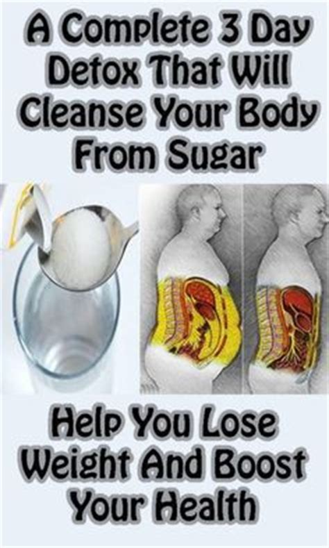 3 Day Detox Help You Lose Weight by A Complete 3 Day Detox That Will Cleanse Your From