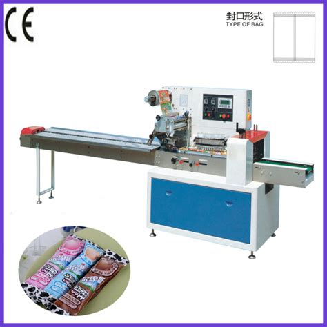 Pillow Pack Machine by Automatic Pillow Type Marshmallow Packing Machine Sz 350