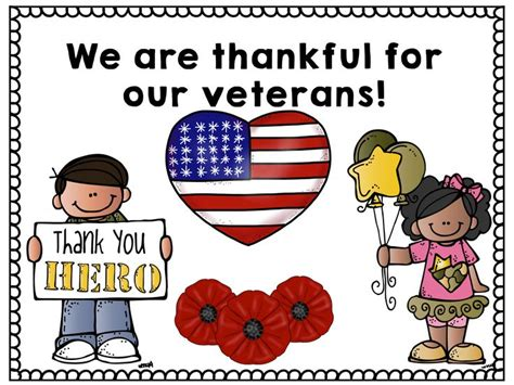 veterans day posters classroom veterans day and poster