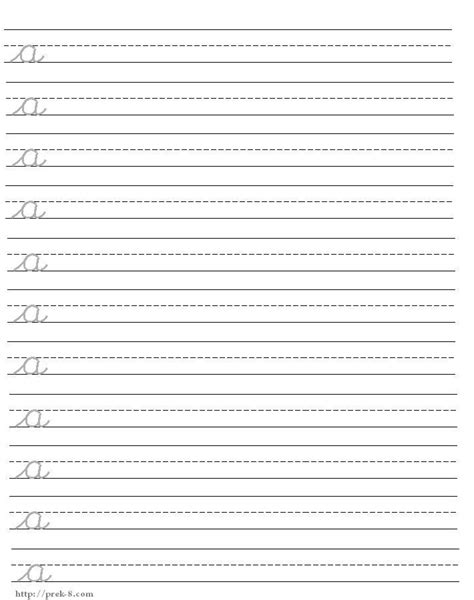 printable handwriting worksheets grade 3 11 best images of cursive handwriting worksheets for 3rd