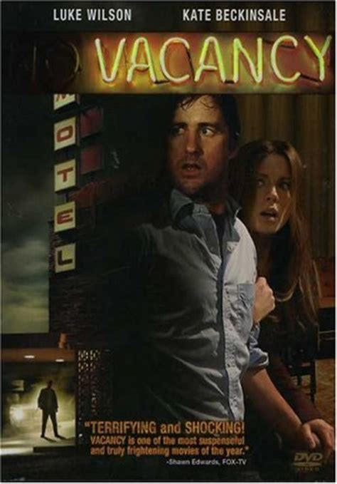 Luke Wilson And Kate Beckinsale Are At Odds by Vacancy Dvd 43396182882 Ebay