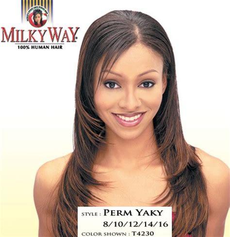 milkyway hair bangs milkyway human hair bangs milky way human hair perm yaky