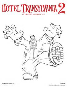 hotel transylvania coloring pages 6 totally free hotel transylvania 2 printables