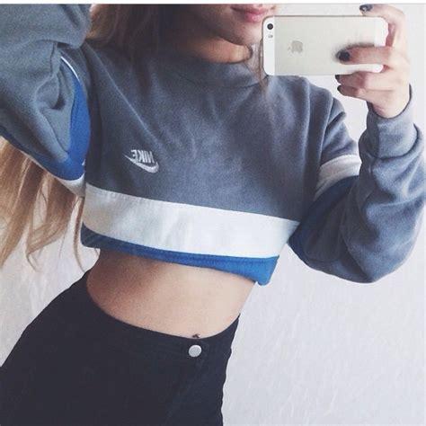 Zipper Hoodie Nike Swag Hitam vintage nike blue tag sweatshirt 1980s 80s med large pullover warm up half zip jacket