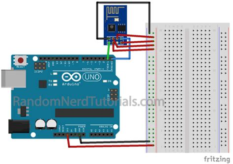 tutorial arduino wifi esp8266 getting started with esp8266 wifi transceiver review