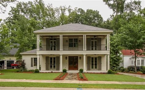 new style homes new orleans style home outdoor accents