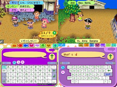 hairstyles on animal crossing wild world ds celebrating ten years of animal crossing wild world on