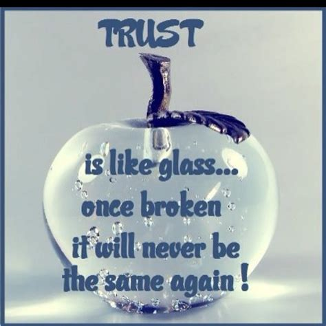 Trust And Marriage Quotes