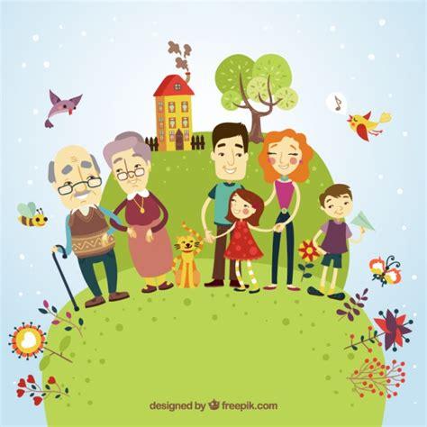 imagenes de familias felices animadas imagenes de familias felices related keywords imagenes