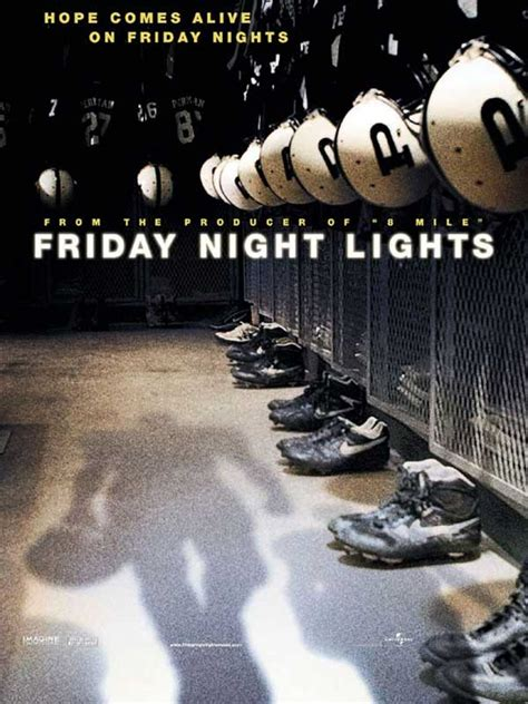 friday night lights sparknotes friday night lights film 2004 allocin 233