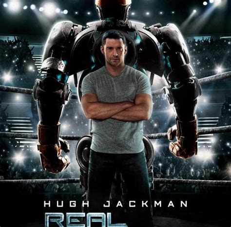 film seru tentang robot rak film review real steel 2011 kisah perjuangan ayah