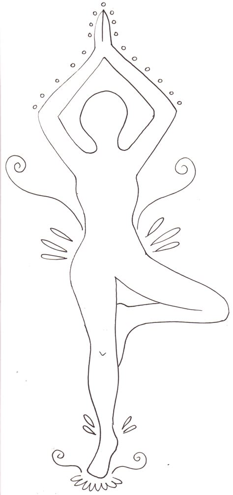 coloring pages yoga free coloring pages for adults