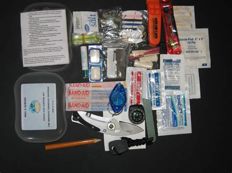 every day carry kit every day carry gear why a pocket survival kit was my
