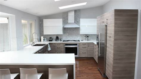 Brokhult Ikea Kitchen With Accented Ringhult White Wall Ikea Kitchen Countertops