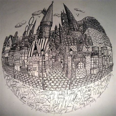 reddit harry potter coloring book 296 best images about drawings pen ink and pencil on