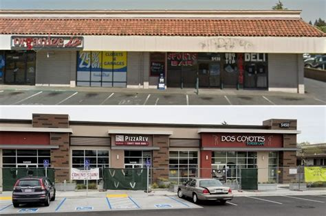 layout of sunrise mall before after remember how this citrus heights strip mall