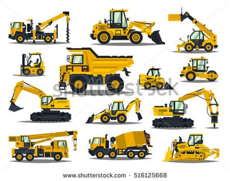 Machine Truck Construction Limited royalty free stock photos and images big set of construction equipment special machines for