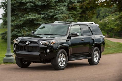 toyota 4runner 2017 2017 toyota 4runner reviews and rating motor trend canada