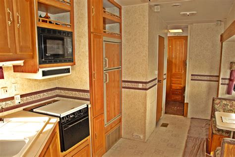 2002 Forest River Wildwood 32 BHSS Fifth Wheel