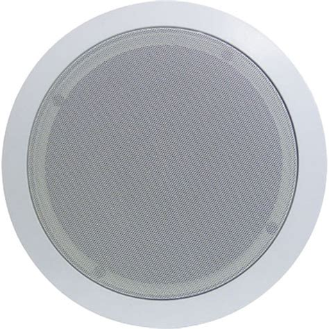 pyle pro pdic81rd 8 quot two way in ceiling speaker pdic81rd