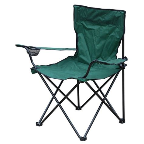 foldable chair milestone 1 seater folding fishing cing chair with cup