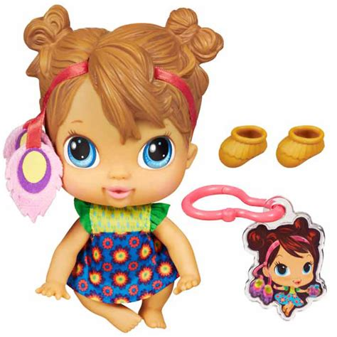 Baby Alive Crib Baby Alive Crib Doll Lulu Lake Makayla Song Sarina Cutie Charm Mini Book 5 Ebay