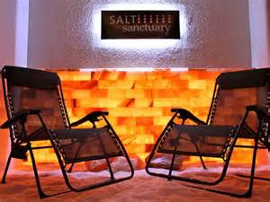 how salt therapy may be the next big thing in pering