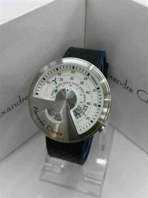 Alexandre Christie Ac 6407mc jual jam tangan pria alexandre christie ac 8516 leather