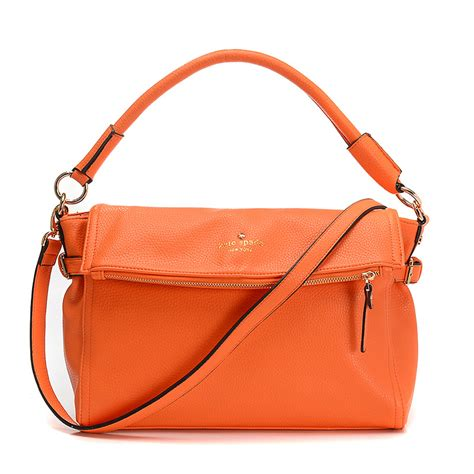 kate spade cheap kate spade new york crossbody cobble hill mini minka orange sale