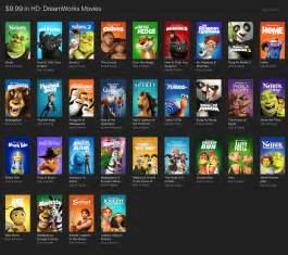 Kitchen Collection Reviews by Itunes And Amazon Launch Dreamworks 10 Hd Movie Sale Bee
