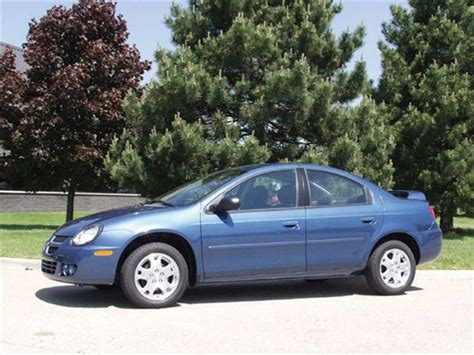 dodge chrysler 2000 used vehicle review chrysler neon dodge sx2 0 2000 2005