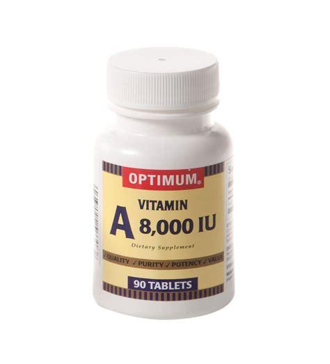 Vitamin Generik generic otc vitamin a tablet vit a 8000iu tab 90 bt each model 117690