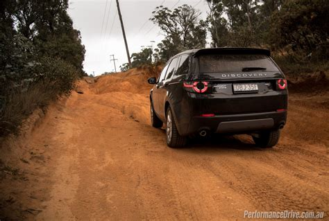 land rover discovery off road land rover discovery sport td4 se review video