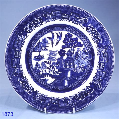 willow pattern image grimswades ye olde chinese willow pattern vintage dinner