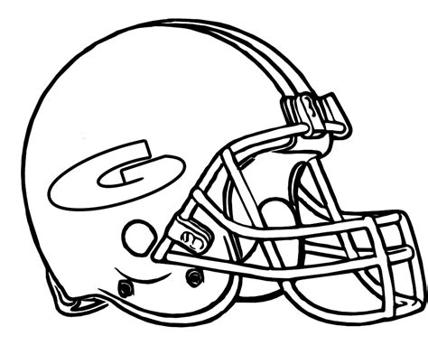 nfl football helmets coloring pages az coloring pages
